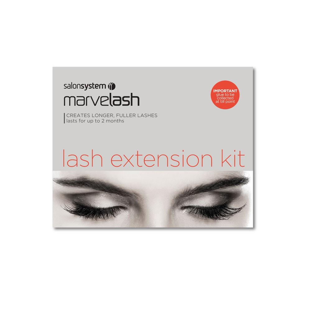 1026cf8a38c Salon System Marvel-Lash Eyelash Extension Kit — The Beauty Tutor ...