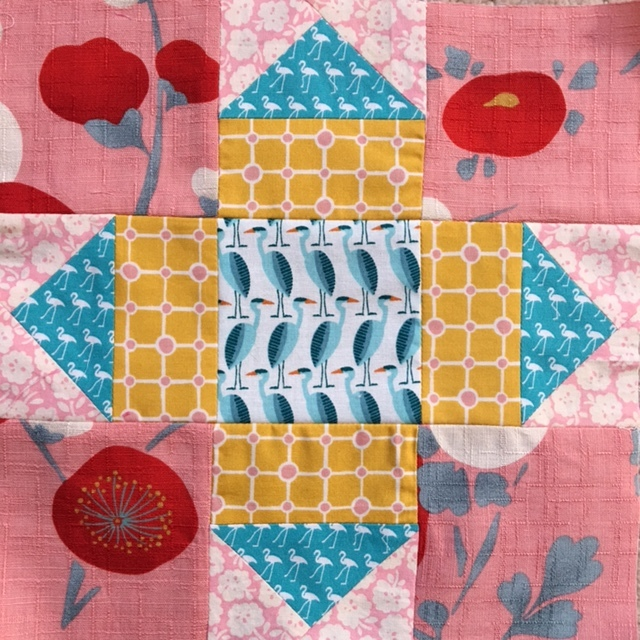 We love Gemma of Pretty Bobbins' take on this block.