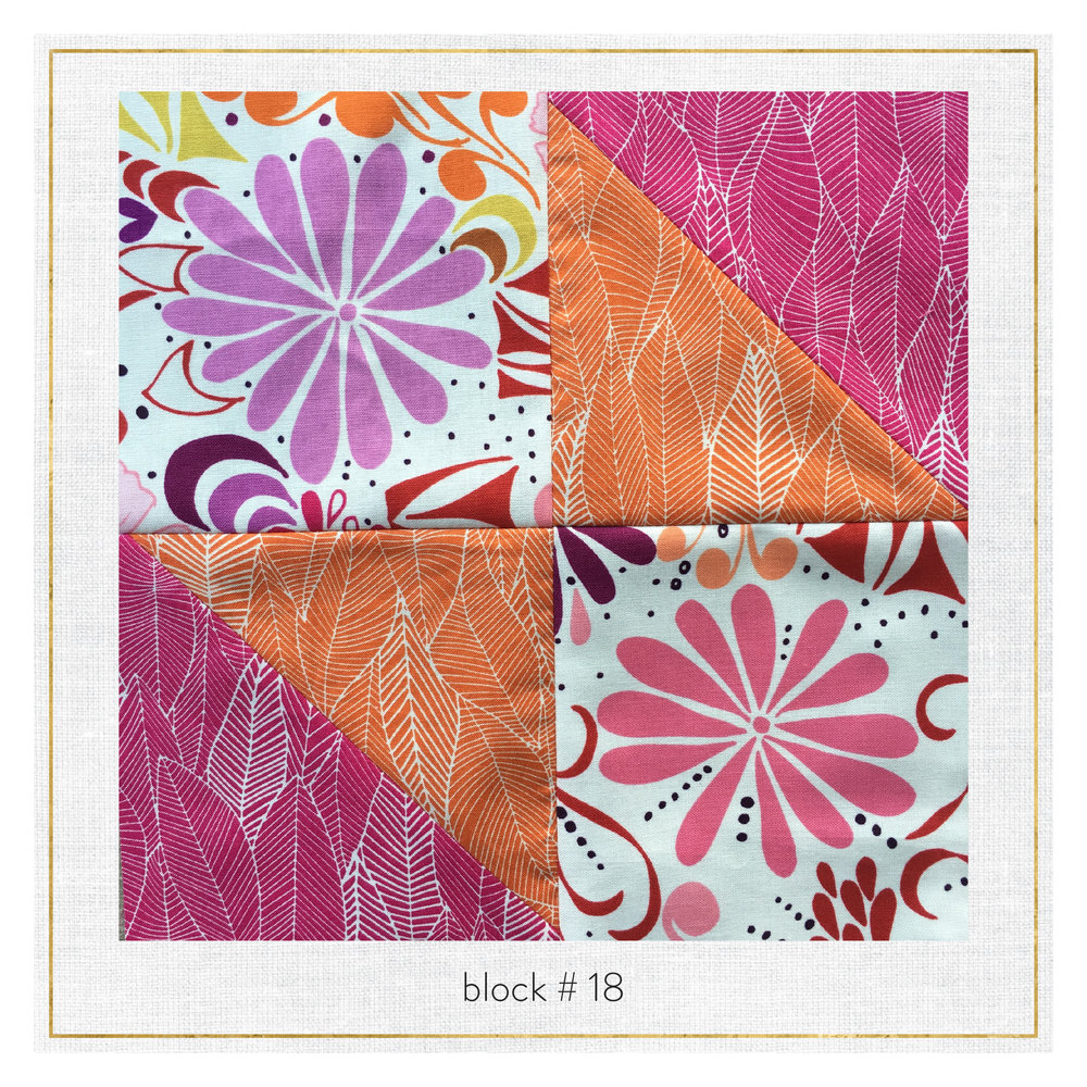 This block features In the Bloom by  Valori Wells .
