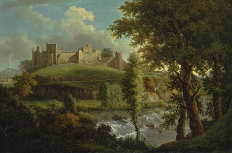 800px-Samuel_Scott_-_Ludlow_Castle_with_Dinham_Weir,_from_the_South-West_-_Google_Art_Project.jpg