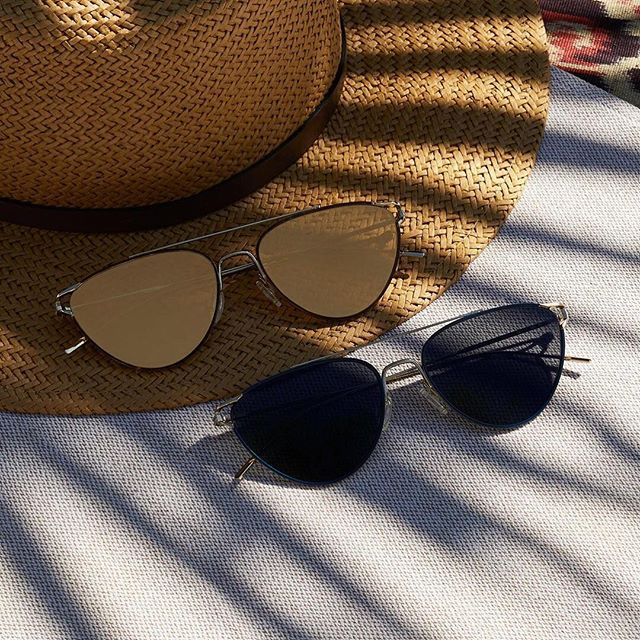 Getting ready for summer with the Floriana frames by @oliverpeoples. We have exciting new styles available in store on #MontanaAve. Stop by today! ⚡️ . . . #opticaldesigns #opticaldesignssantamonica #seeyourselfdifferently #oliverpeoples #oloverpeoplessunglasses #sunglassesstyle #santamonica #welovesunglasses #shoplocalsm