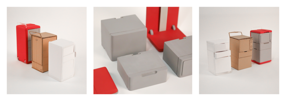 /polyurethane, cardboard, foamboard