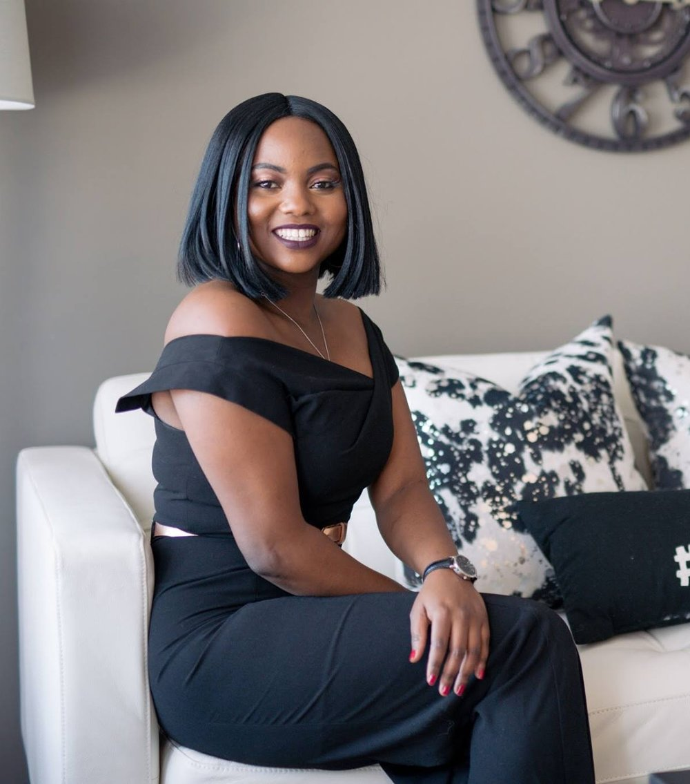 Odette Bahati - Odette Bahati is the CEO of Timely Staging - a professional staging service for new, newly renovated and occupied homes - and a member of the internationally acclaimed and award-winning music group, TheBahatizz.Despite a tumultuous childhood that saw her flee from her home country, the Democratic Republic of Congo, Odette never lost sight of her vision and passion for music and interior design. Over the past few years, she has used her platform as a creative entrepreneur and musician to become one of Canada's leading voices speaking on violence against women, entrepreneurship, diversity and creativity.