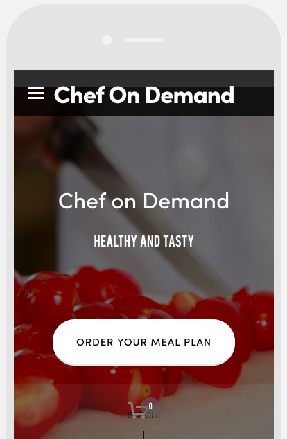 Website Design + Content Strategy and Analysis - We collaborated with Chef Alex to design a state-of-the-art website for his premier meal plan and on-demand chef service business. The website is interactive and responsive on mobile and desktop platforms and serves as a lead magnet. Our team developed strategic contents that are help raise awareness for Chef Alex's brand and connects him with his target audience.