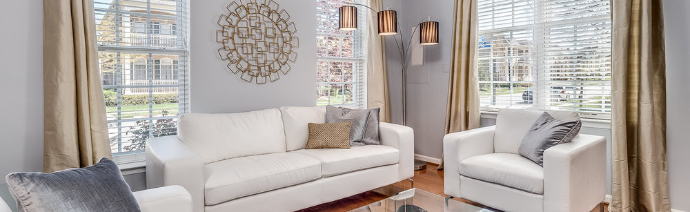Real Estate Photo Of Ashburn Family Room By Robert Miller Photography