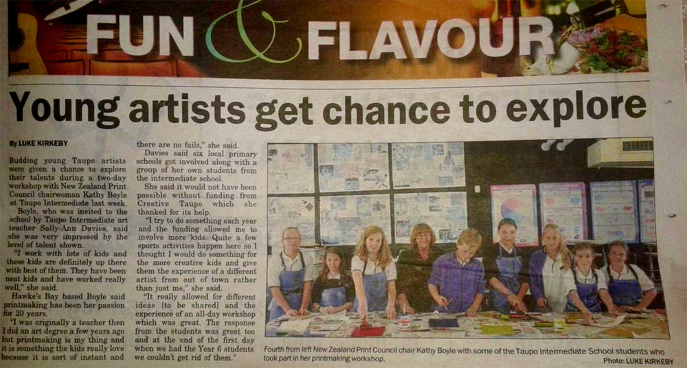 newspaper-article-taupo-school