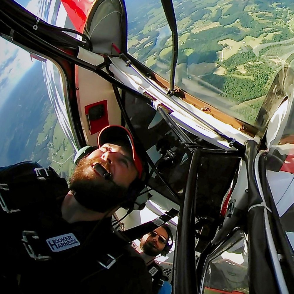 Justin Martin, Cirrus Owner/Pilot