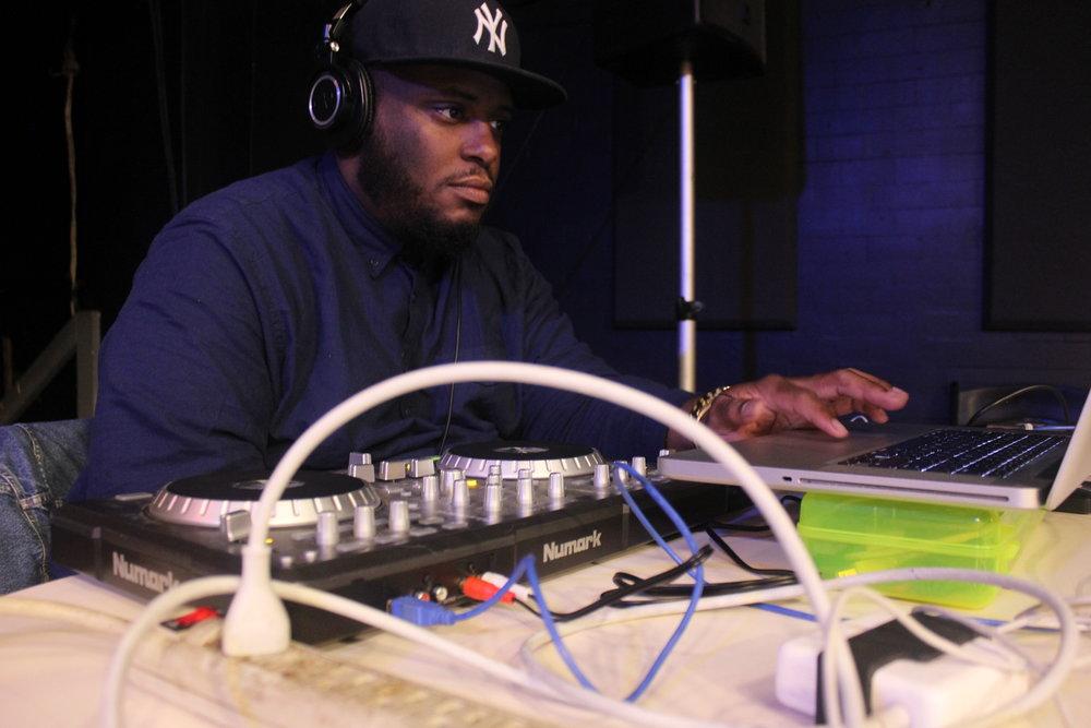 Guest DJ Richard Casanova Memminger.