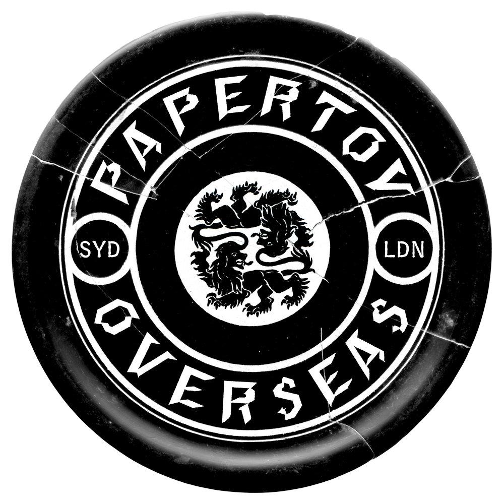 WVS018 - Papertoy - Overseas EP - Artwork.jpg