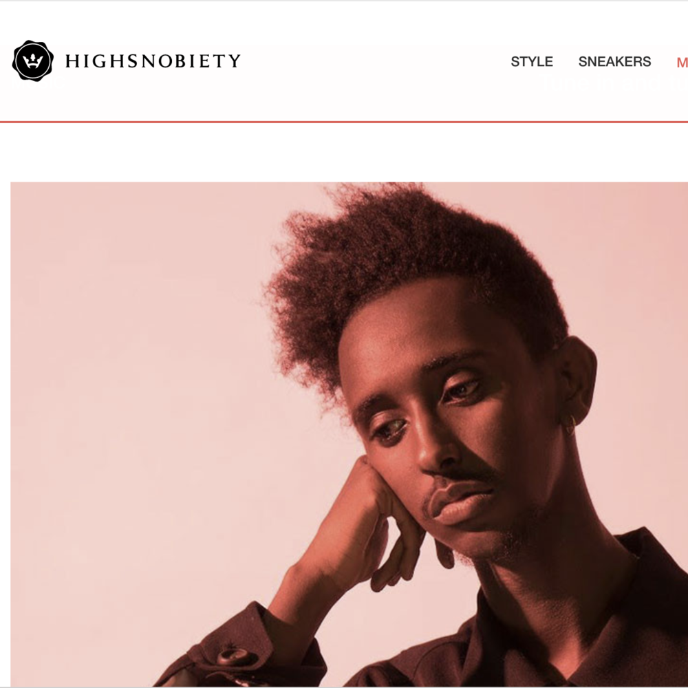 HighSnobiety - March 9th 2018