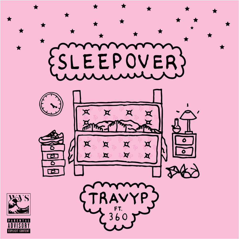 WVS004 - Travp P - Sleep Over feat 360 - Artwork.jpg