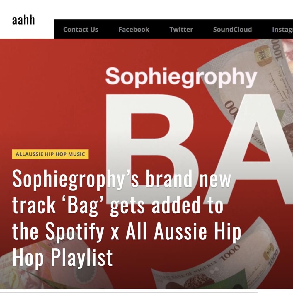 All Aussie Hip Hop - April 6th 2018
