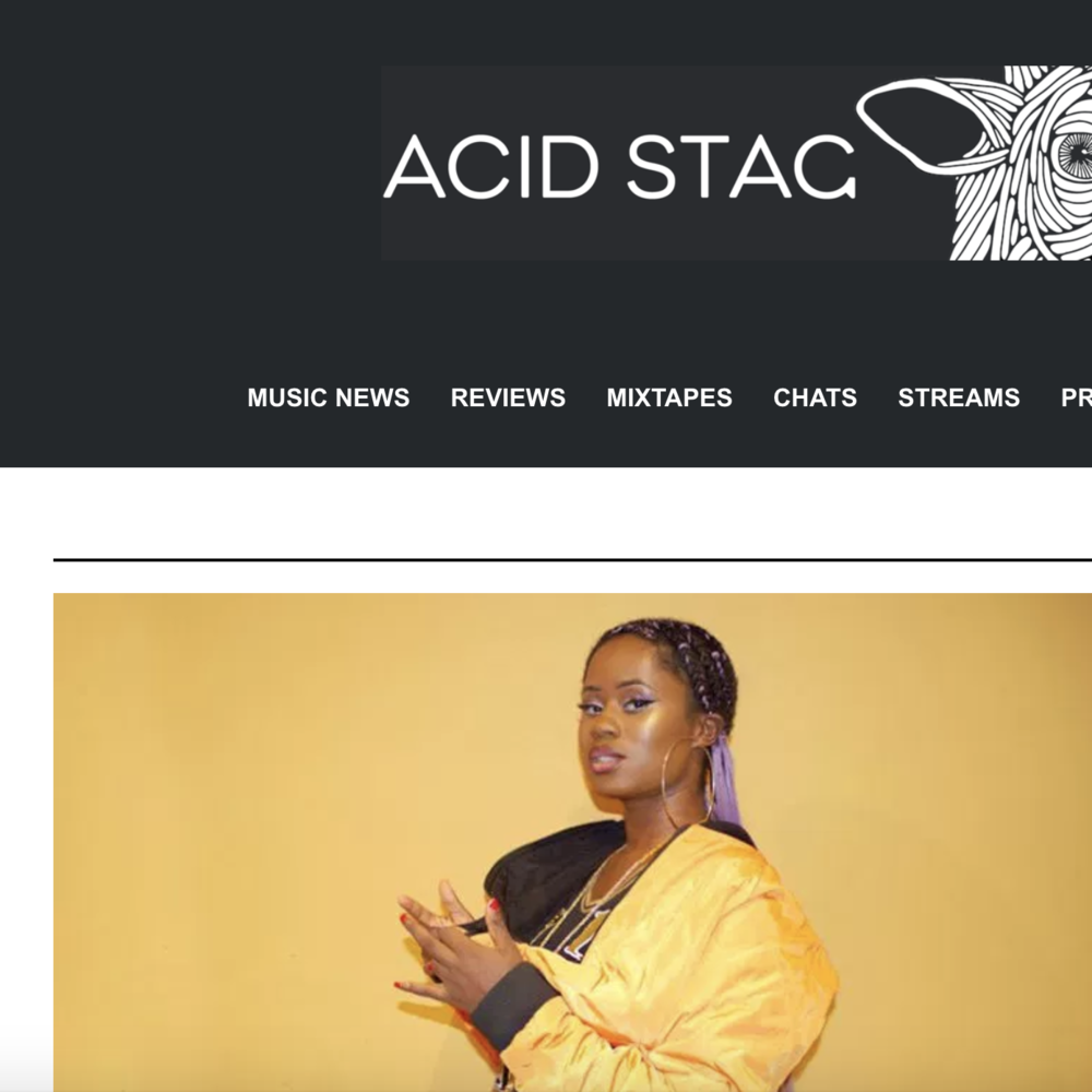 Acid Stag - April 11th 2018