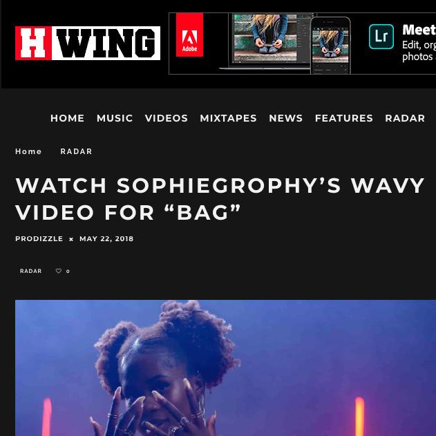 HWING - May 22nd 2018