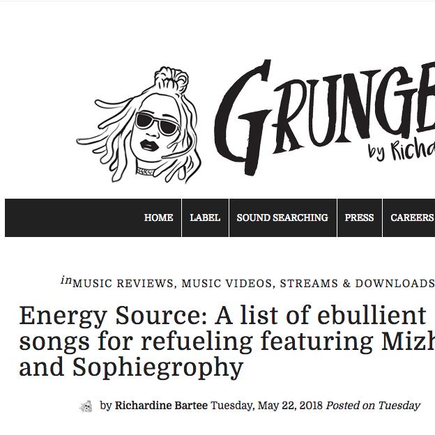 Grungecake - May 22nd 2018