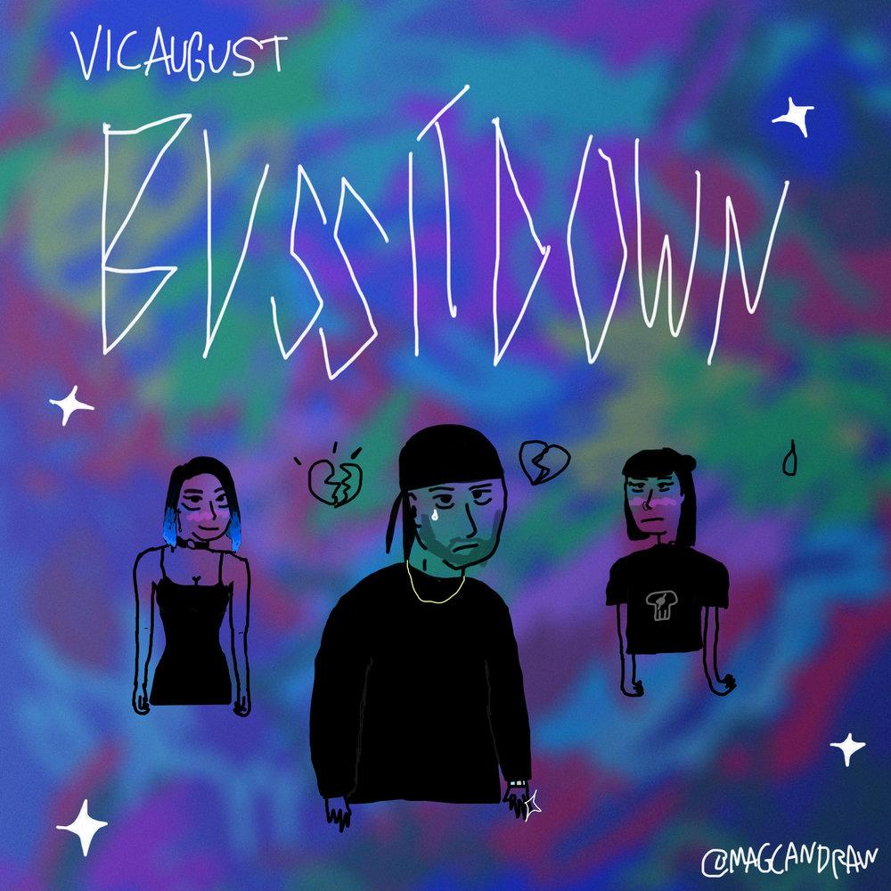 WVS033 - Vic August - Buss It Down - Artwork.jpg