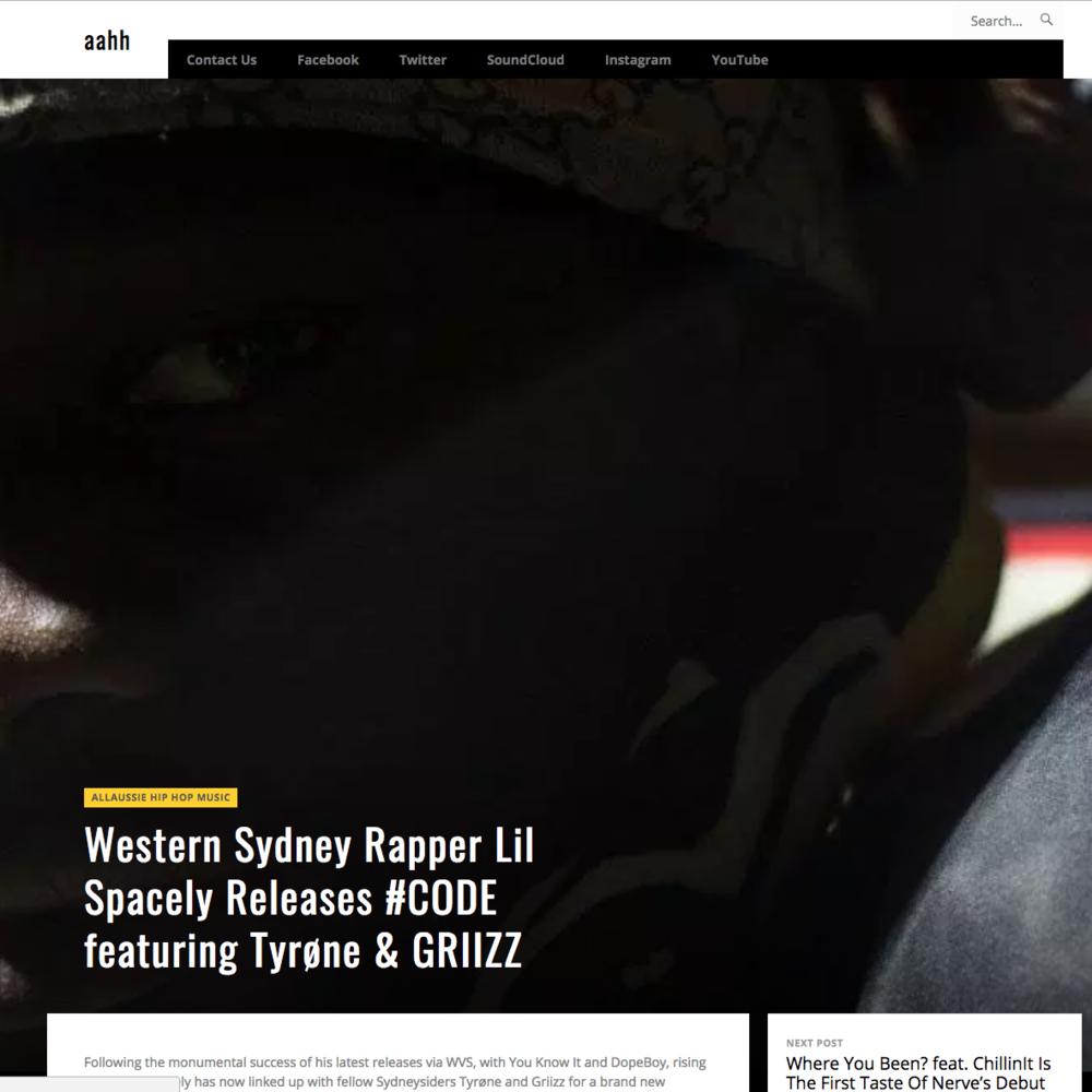 All Aussie Hip Hop - June 4th 2018