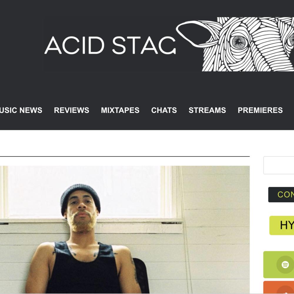 Acid Stag - July 31st 2018