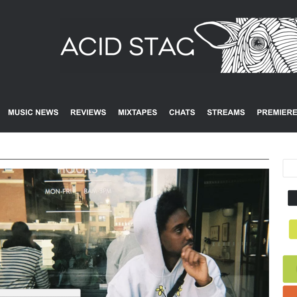 Acid Stag - August 8th 2018