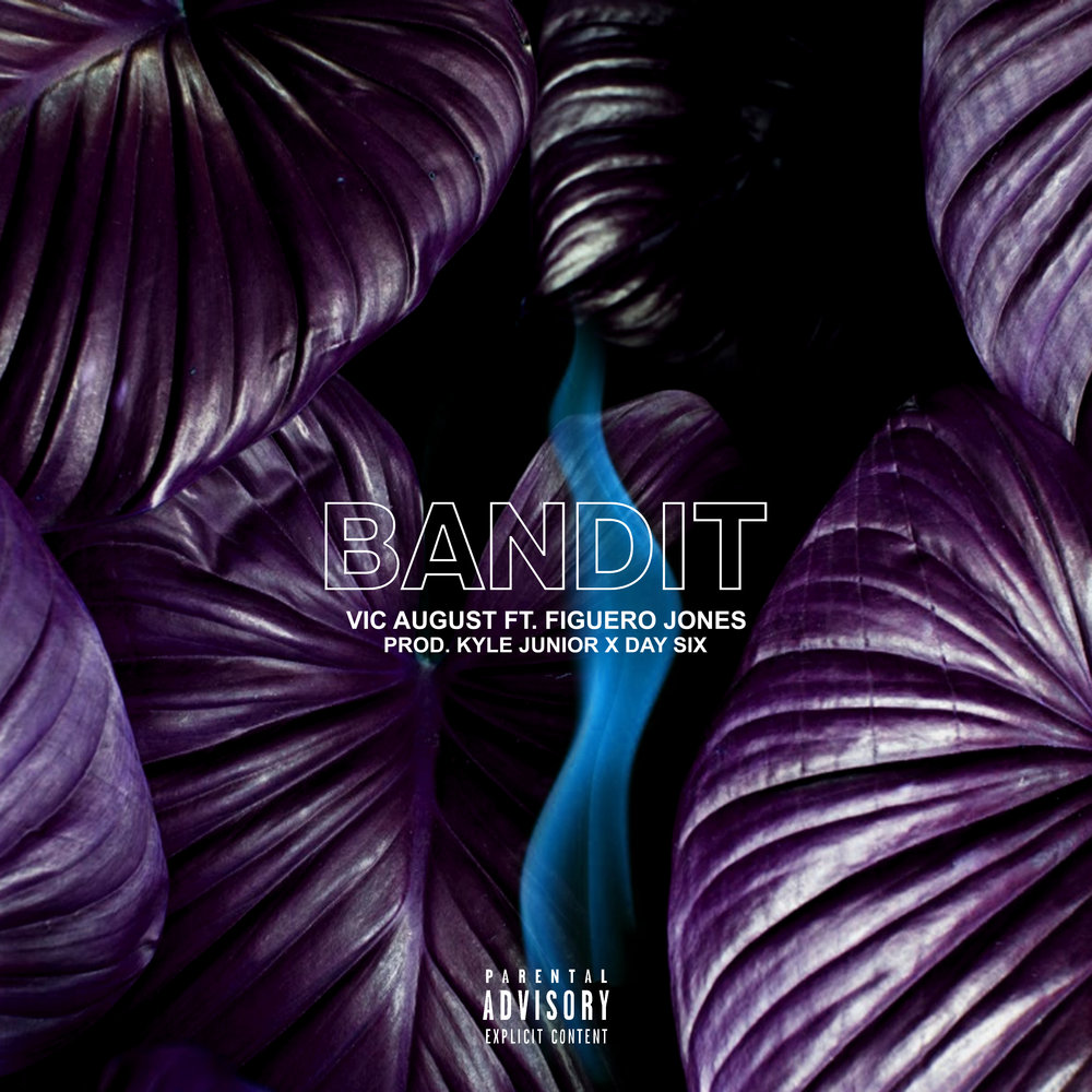 WVS040 - Vic August - Bandit featuring Figuero Jones - Artwork.jpg