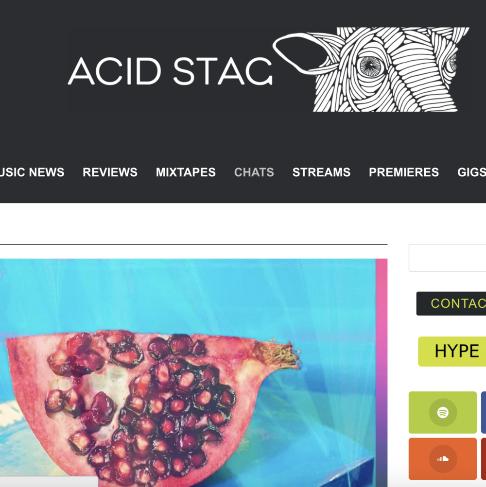 Acid Stag - September 18th 2018