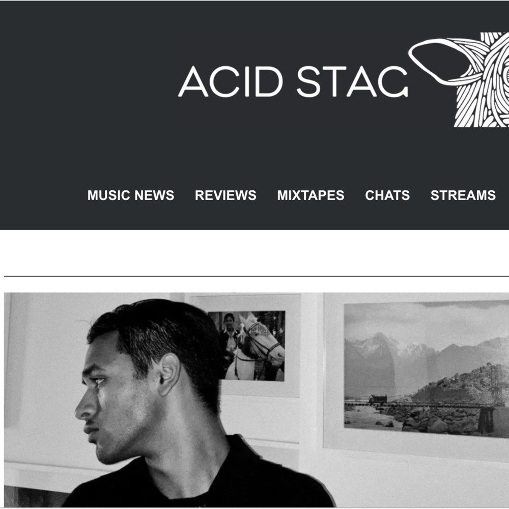 Acid Stag - November 7th 2018