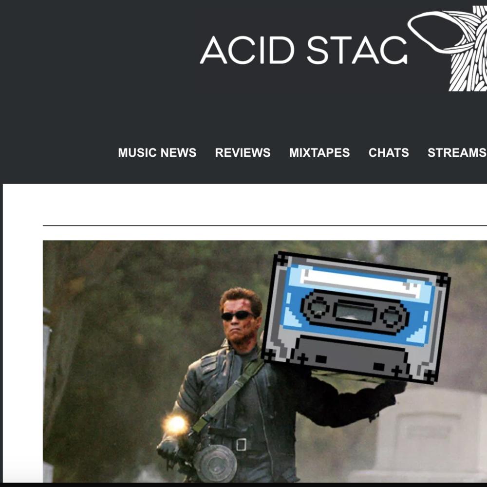 Acid Stag / Friday Mix - November 9th 2018
