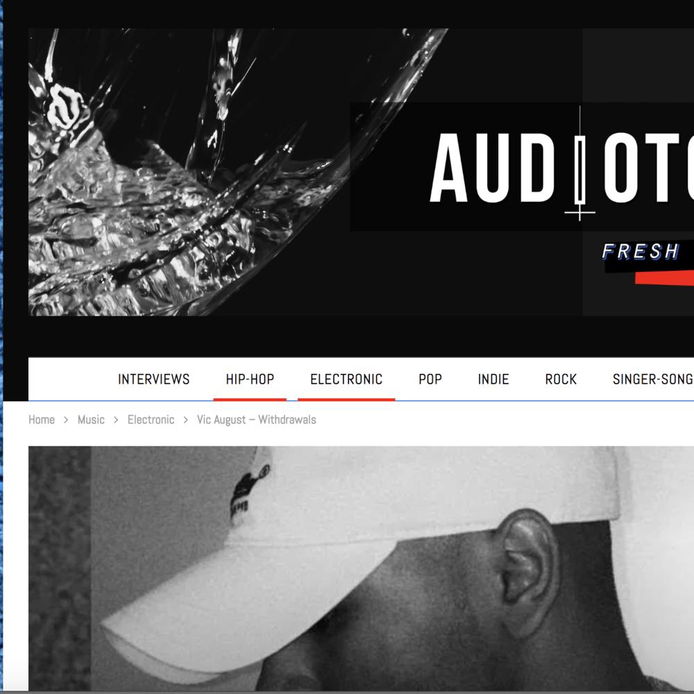 Audiotox - November 20th 2018