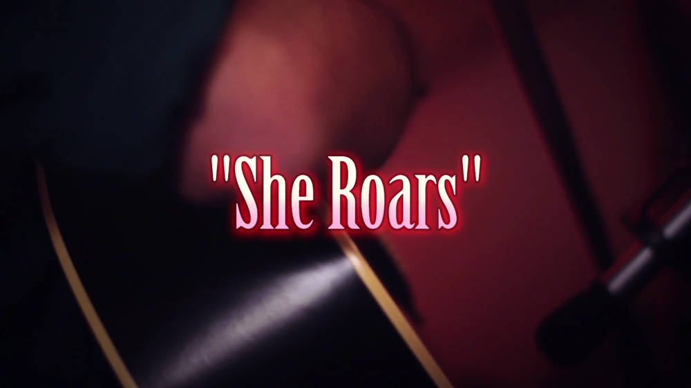 """She Roars"" by Blue Rose Revival, live @ Secret Circus Studio"
