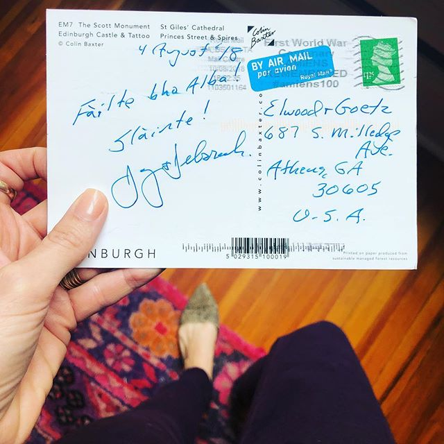 We love living vicariously through our clients. Where to next? 💚  #postcards #thegreenhouse #financialplanning