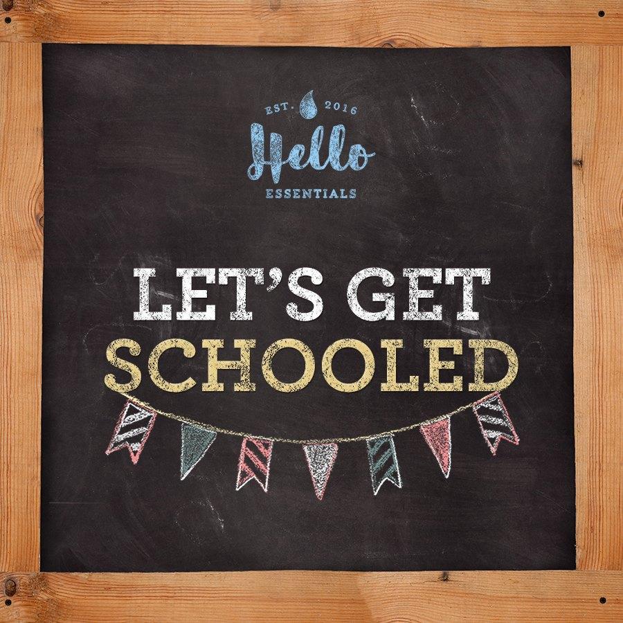 Let's Get Schooled
