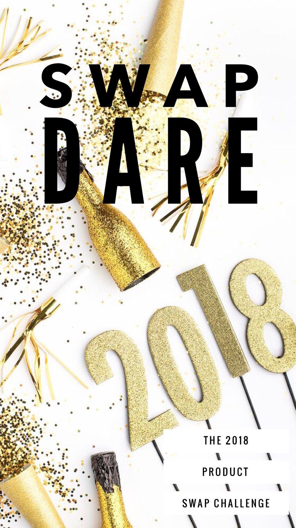 2018 Swap Dare