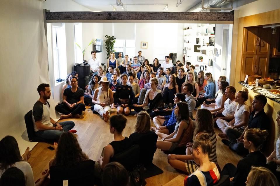 Rebranding Meditation for Millennials - Read Article