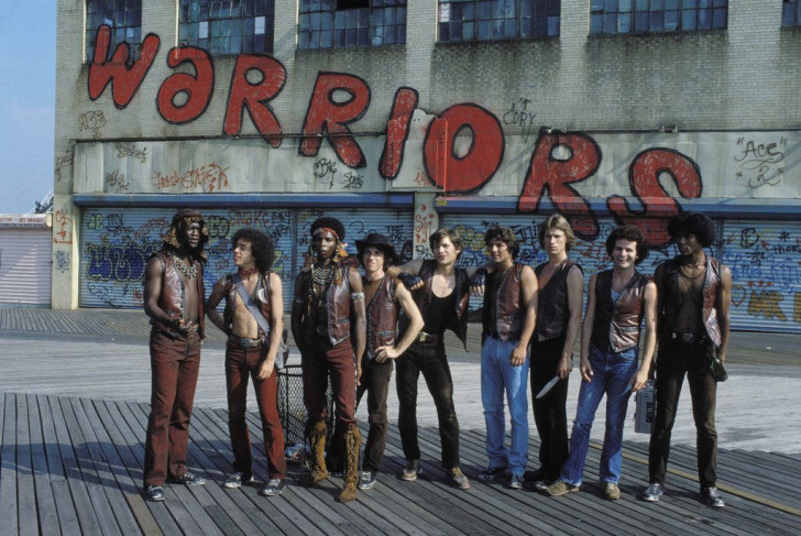 The Warriors (Bronx and Brooklyn)