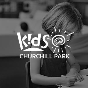 Churchill Park   Creating a consistent, beautiful new branding for an organization with a huge range of programs and services