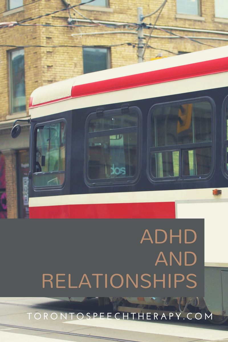 ADHD and relationships:  A real client story