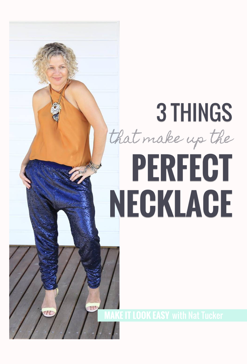 Perfect Necklace Tips