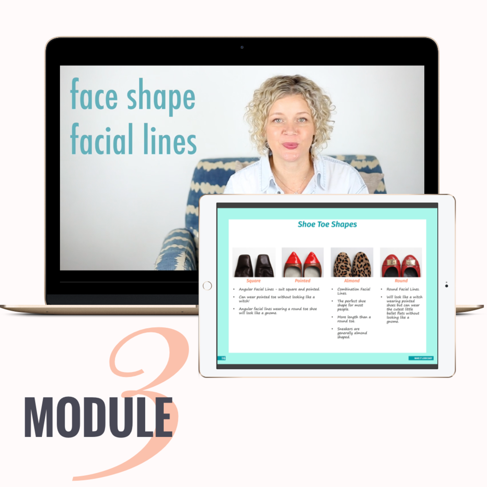 Learn about your face shape, facial lines, and why it matters when it comes to accessories.