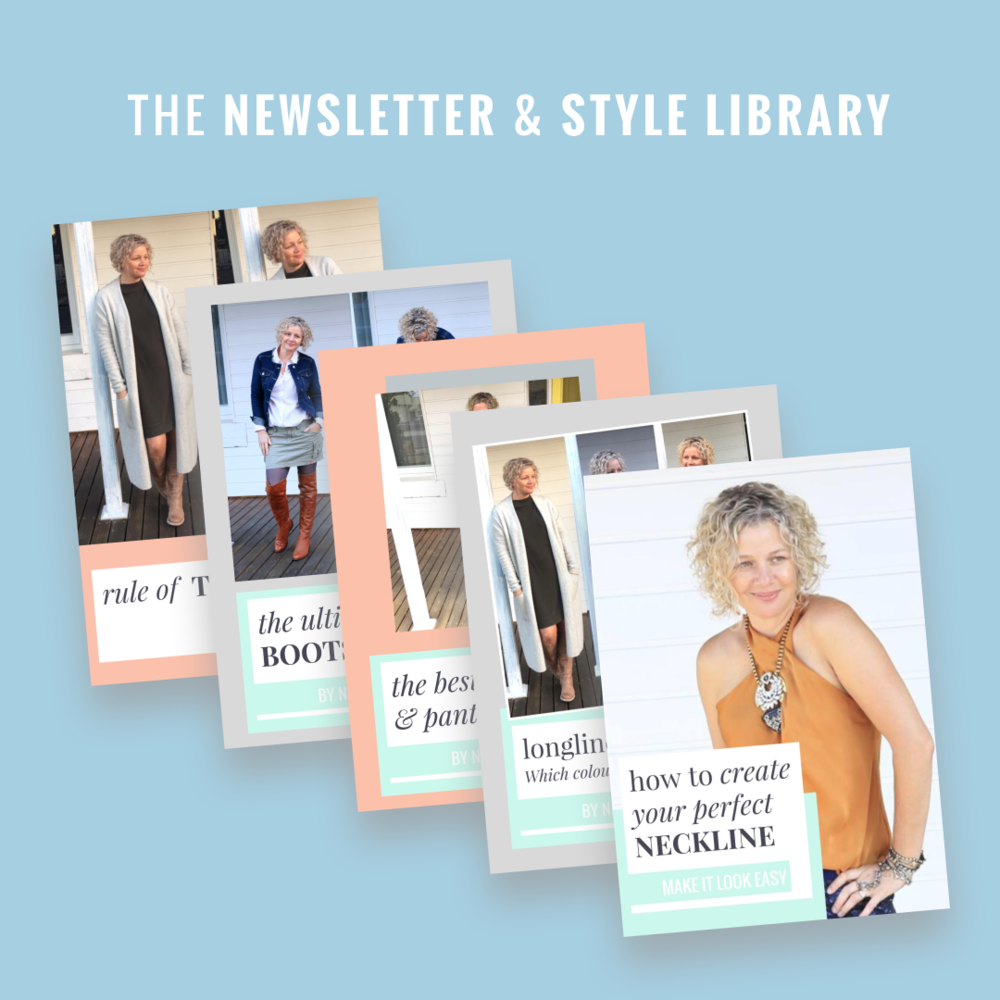 NEWSLETTER & STYLE LIBRARY