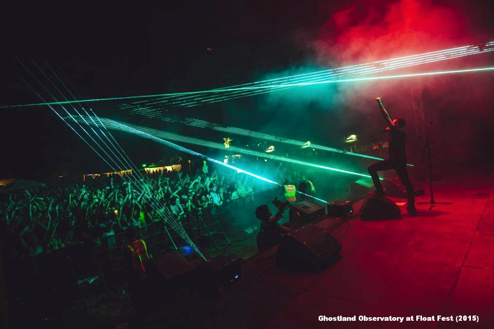 Ghostland Observatory at Float Fest