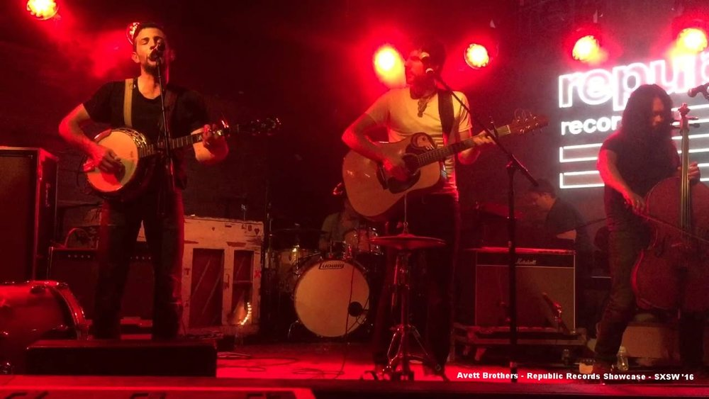 Avett Brothers - SXSW - Republic Records.jpg