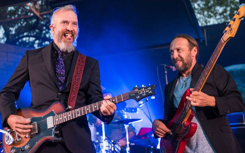 JJ GREY & MOFRO perform at the Angry Armadillo Music produced  Solstice Festival  - Pan Am Park, Austin, TX (2017)