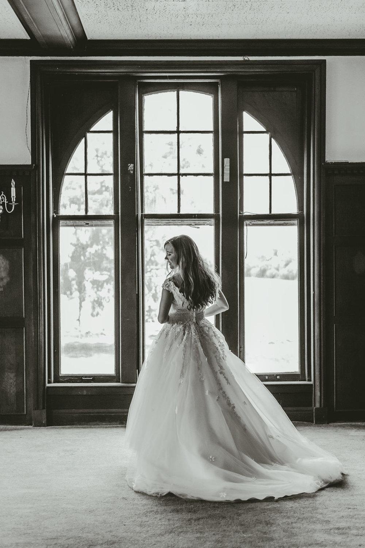 floral wedding dress custom