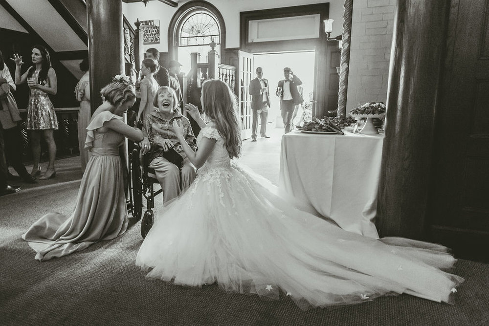 belle isle boathouse wedding reception