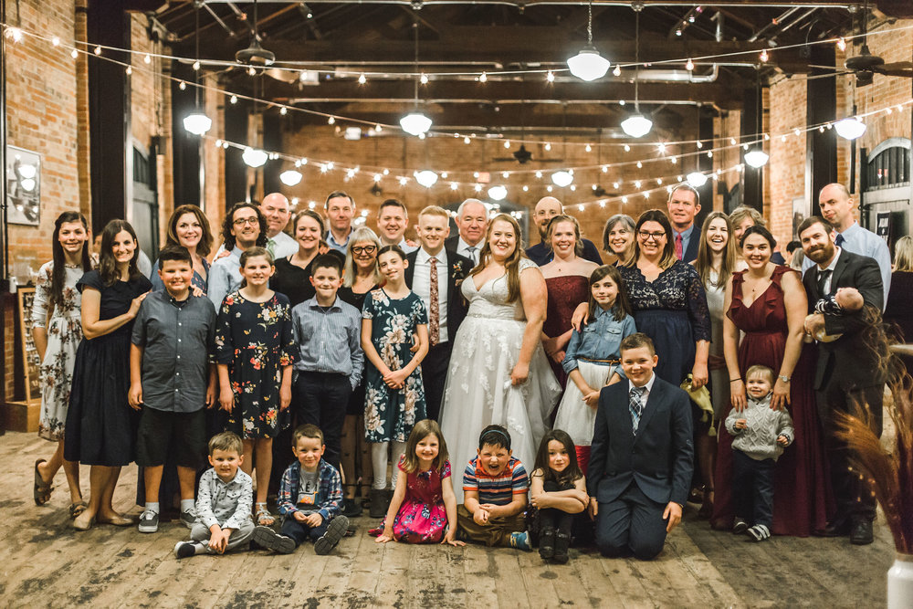 Ypsilanti Freighthouse Wedding