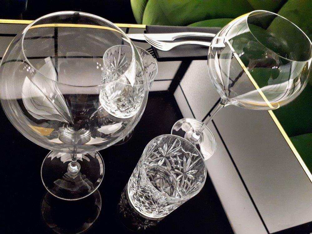 Balloon glasses