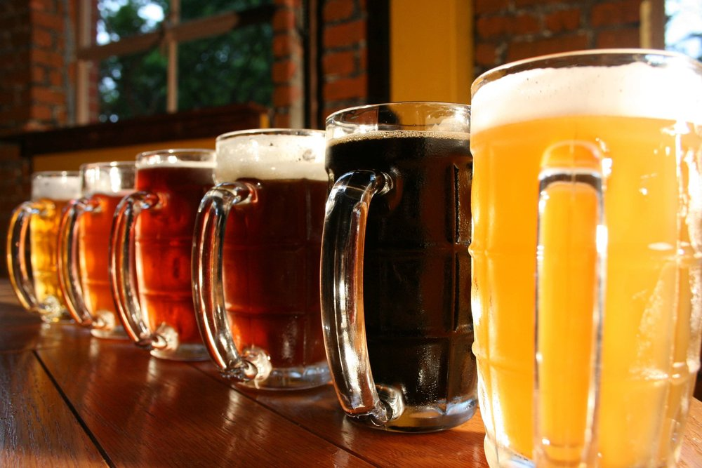 Brew your own beer right on location   All Grain Brewing    learn more