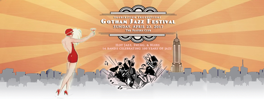 GOTHAM JAZZ FESTIVAL (April 23, 2017)
