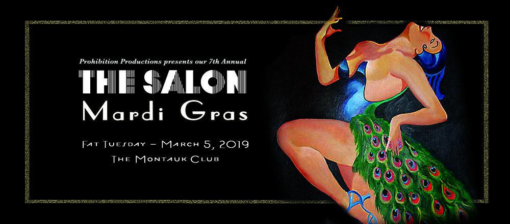 THE SALON: Mardi Gras (March 5, 2019)