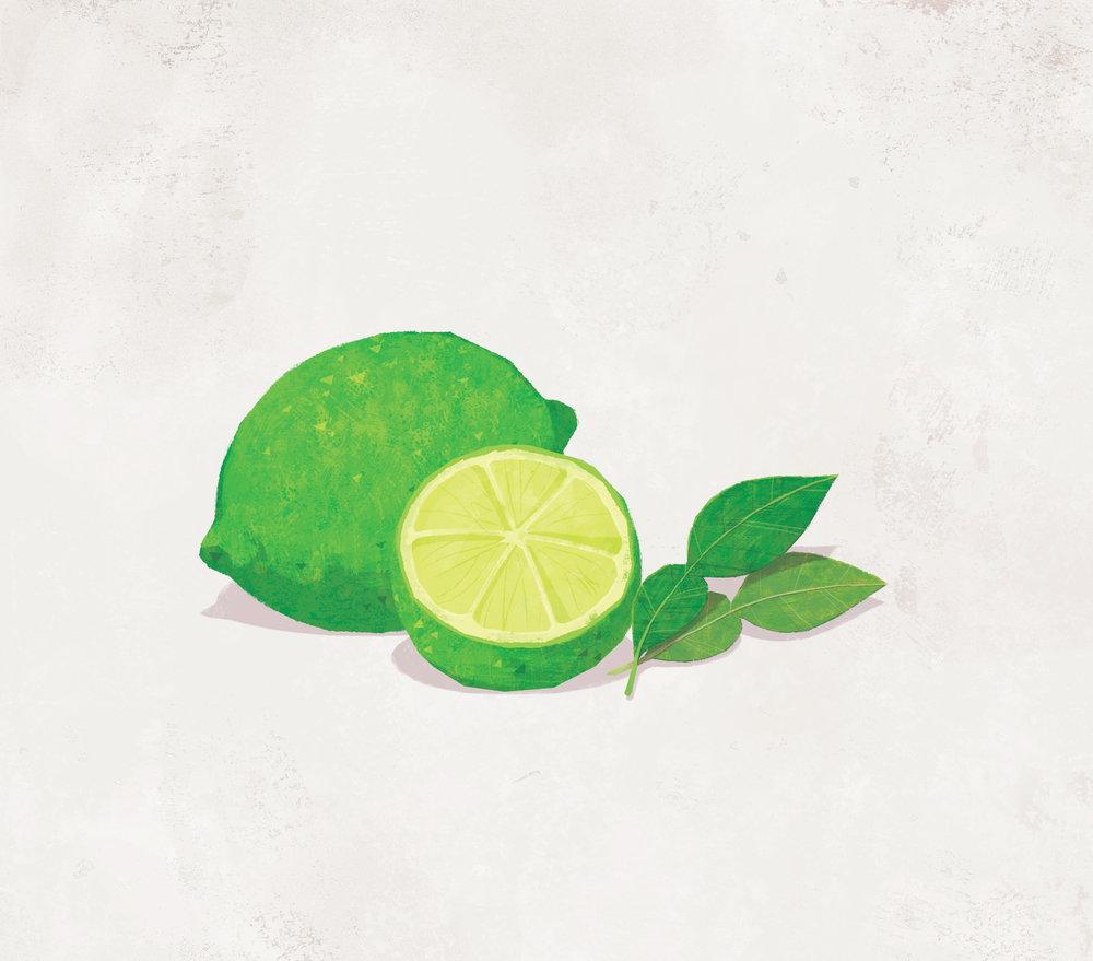 Lime & Kaffir Lime